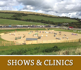 Welcome to Brendon-Pyecombe Equestrian Centre
